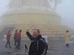 La Chine sac au dos (7) : Une des Montagnes Bouddhistes. Le  Mont Emeishan: ascension en janvier 2008 Domi_g10