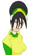 MS Paint Avatar Toph_b11