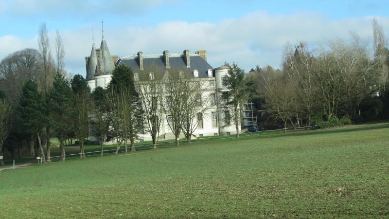 Chateau de Coat an Noz dans les Côtes d'Armor  Img_0010