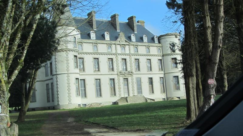Chateau de Coat an Noz dans les Côtes d'Armor  Img_0011