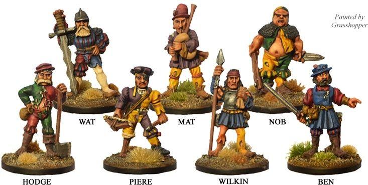 Foundry réédite les figurines Citadel historiques Wa00110