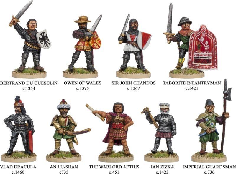 Foundry réédite les figurines Citadel historiques Warlor10