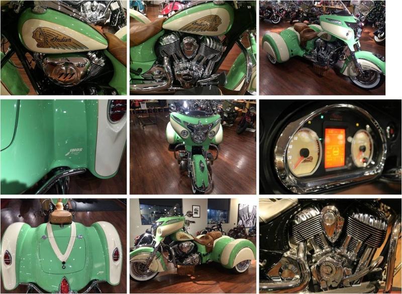Trike Indian en France Indian10