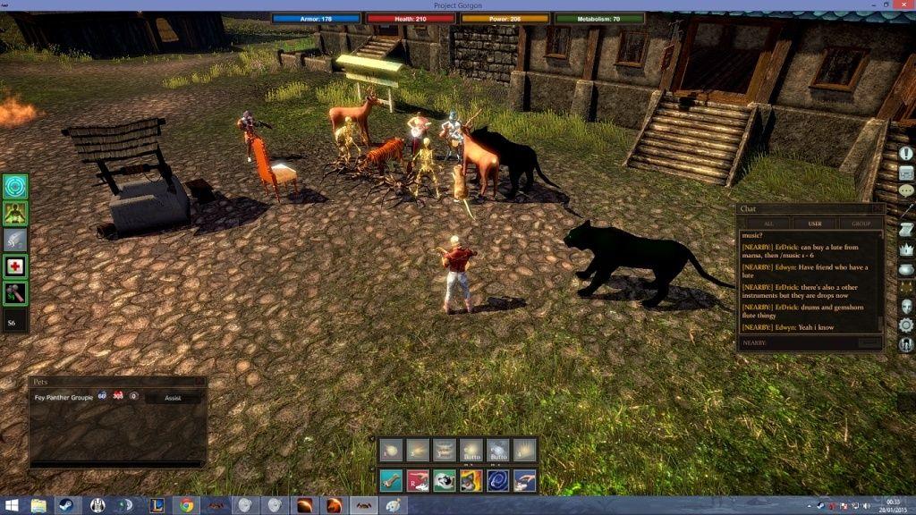 Project: Gorgon, un jeu qui vous veut du bien ! Chanso10