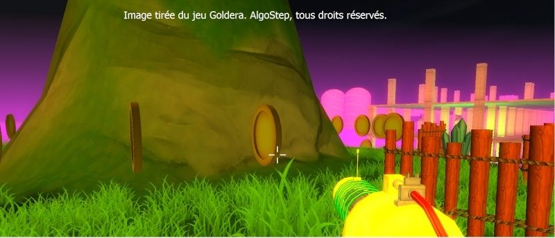 [MINI-JEU 3D] Goldera - FPS Amusement Gld210
