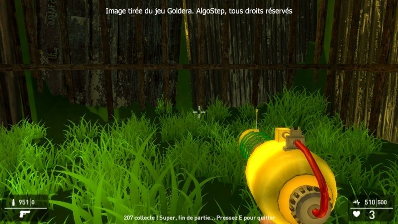 [MINI-JEU 3D] Goldera - FPS Amusement Gld610
