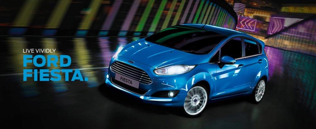 Bienvenido foro del Ford Fiesta
