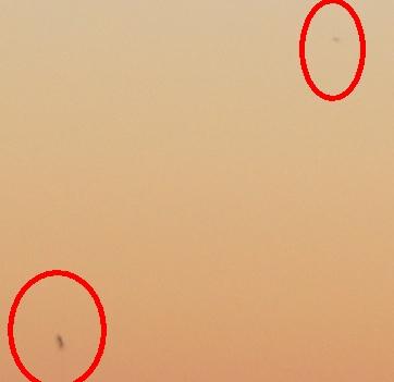 2014: le 28/12 à 16h57 - Un phénomène ovni insolite -  Ovnis à entre rexpoede et Bergues  - Nord (dép.59) Rypons11