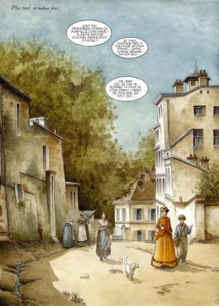 Les Damnés de Paris - Michaël Le Gall & Marie Jaffredo Le2bga10