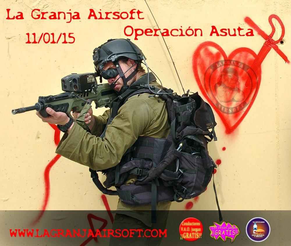 11/01/15 Operación Asuta - Partida abierta - La Granja Airsoft                                                                                                  Opasut10
