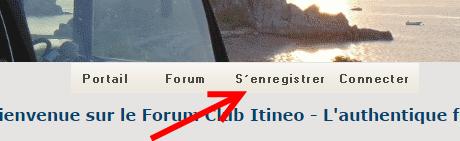 Bienvenue sur le Forum Club Itineo Regfci12