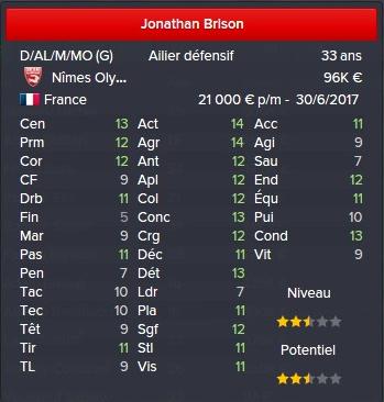 [FM 2015] Football Manager, des amateurs ? Brison10