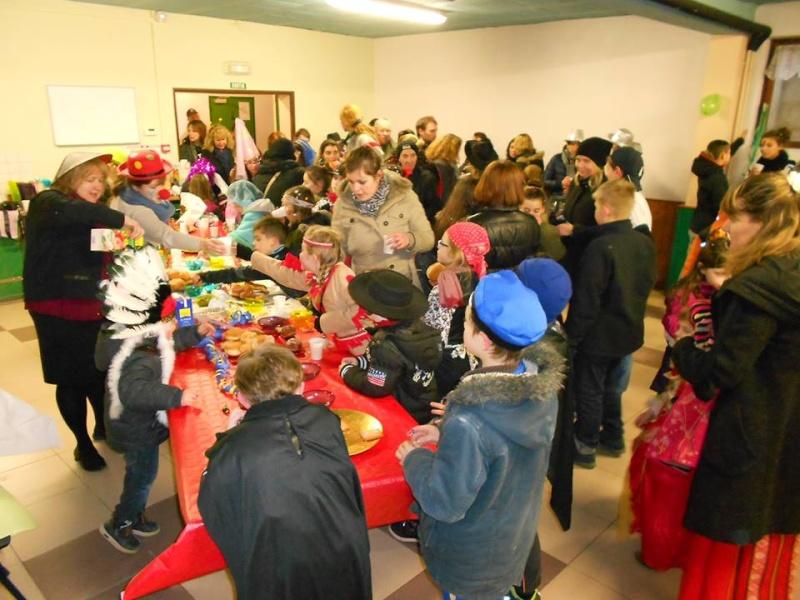 Carnaval de Wangen, mercredi 18 février 2015 à partir de 15h30 devant le Niedertor. 10500411