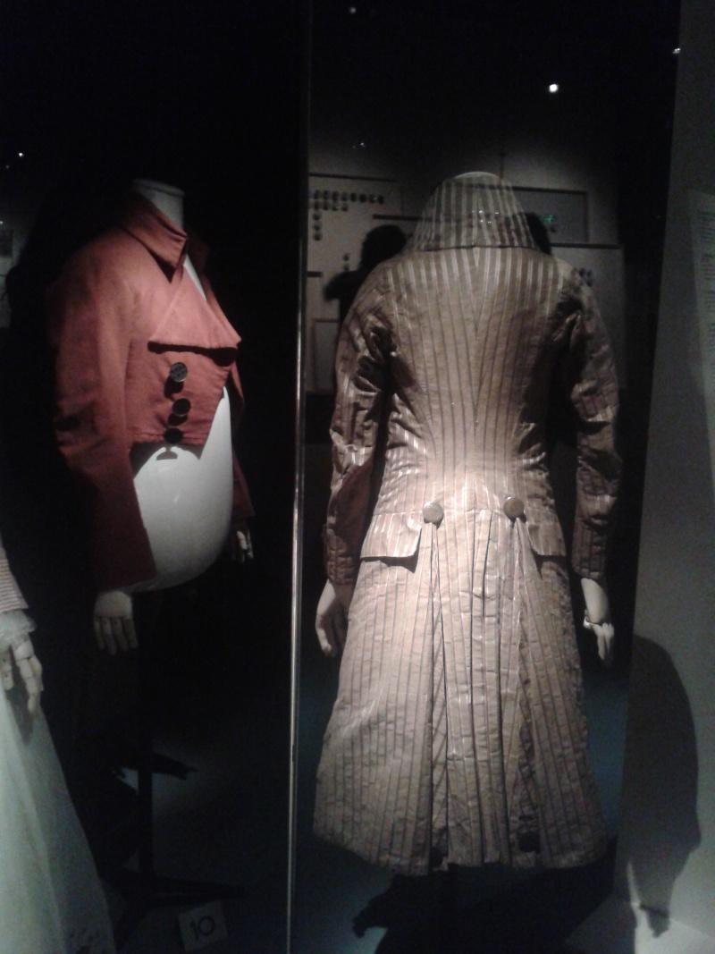 Expo : Déboutonnez la mode ! Musée des arts décoratifs, Paris 20150224