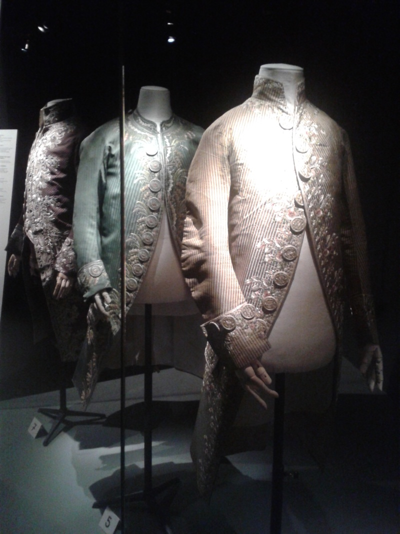 Expo : Déboutonnez la mode ! Musée des arts décoratifs, Paris 20150226
