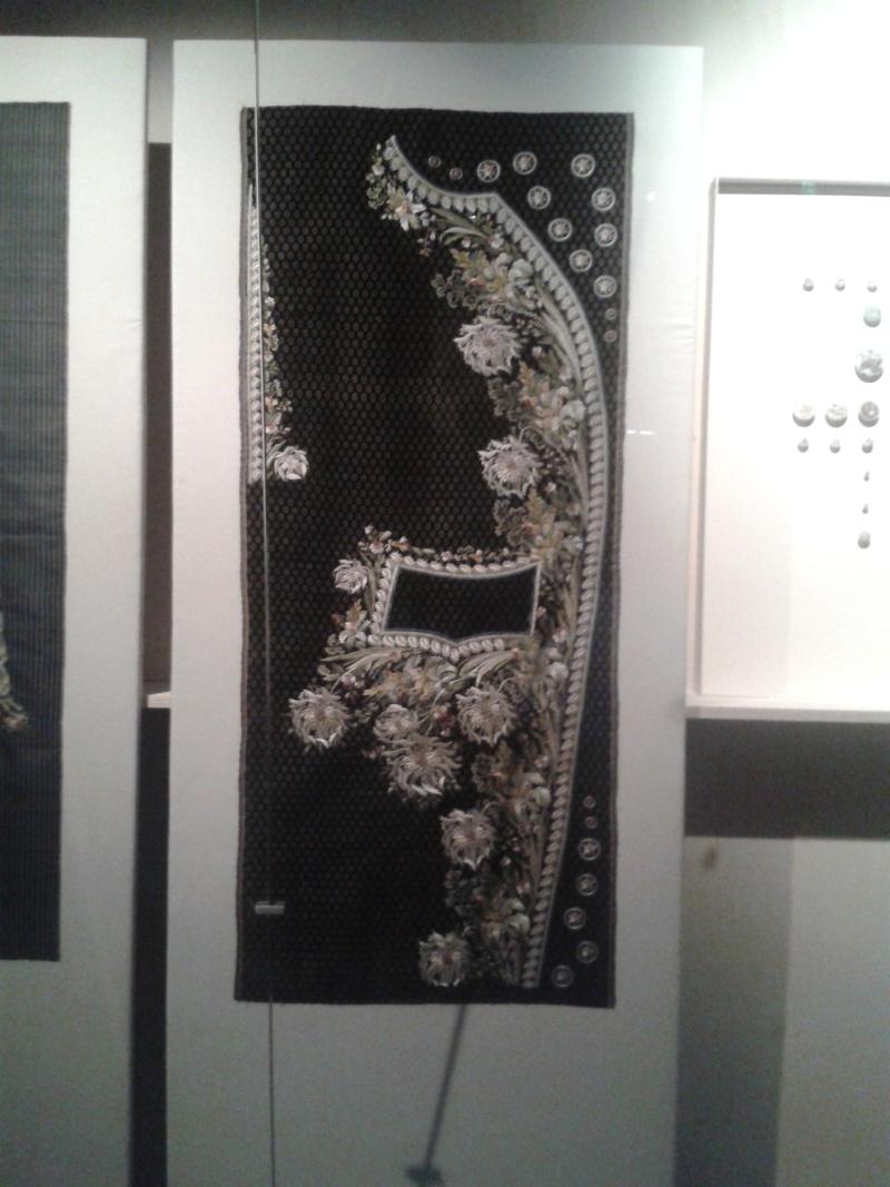 Expo : Déboutonnez la mode ! Musée des arts décoratifs, Paris 20150228