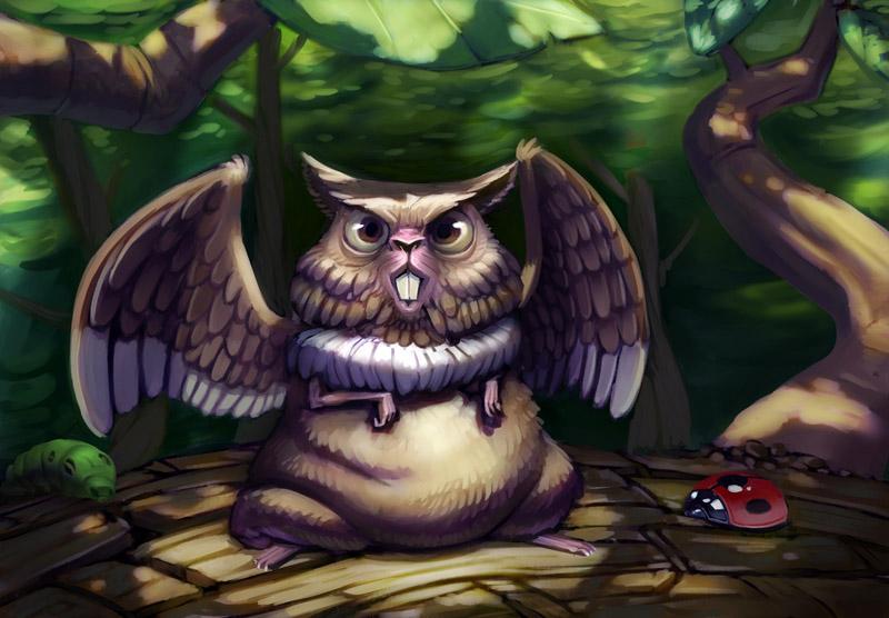 Les images du Gromy - Page 3 Owlste11