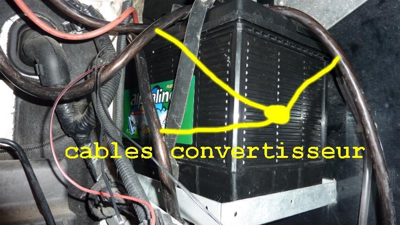 BATTERIE CELLULE NIVEAU Cables10