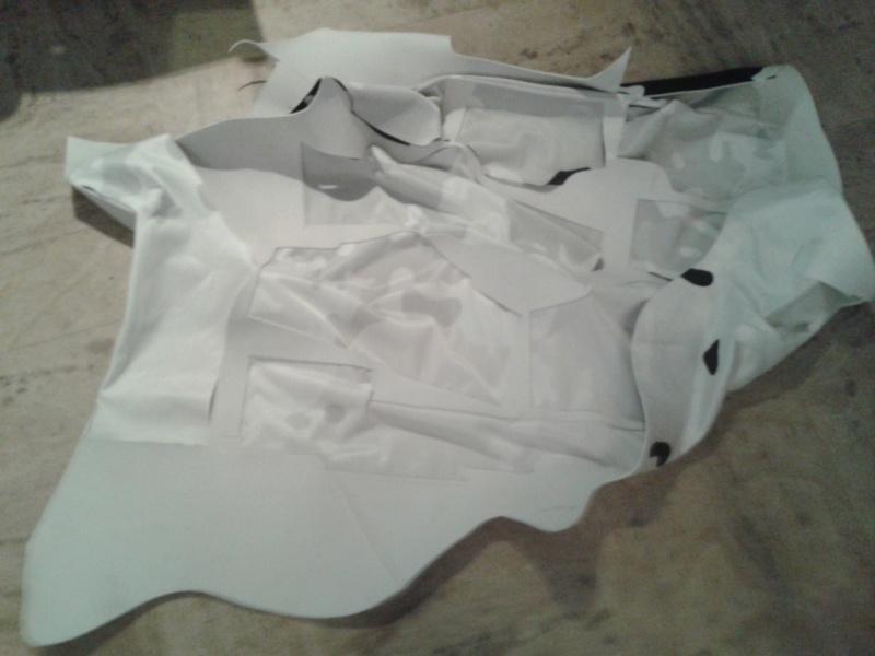 Projet armure Stormtrooper enfant en mousse polyuréthane 20150310