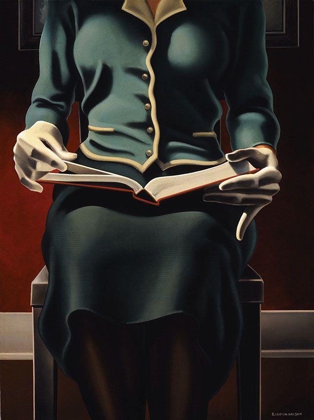 Kenton Nelson [peintre] - Page 2 456b0010