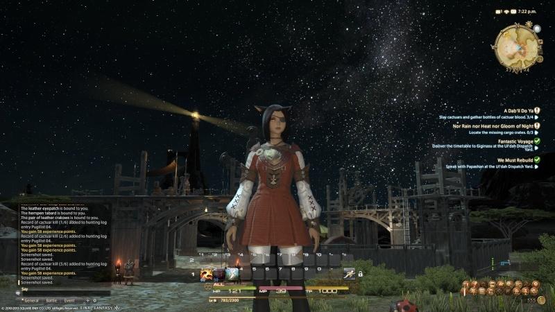 A Realm Reborn: FF XIV - Beta Phase 3 Screencaps Ffxiv_10