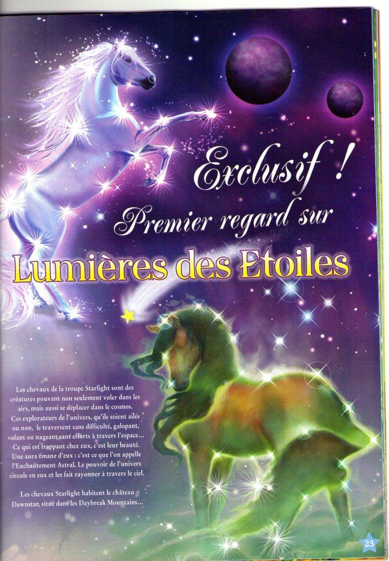 Premières images de Starlights (lumières des étoiles), sortie prévue le 05/10 ! Starli10