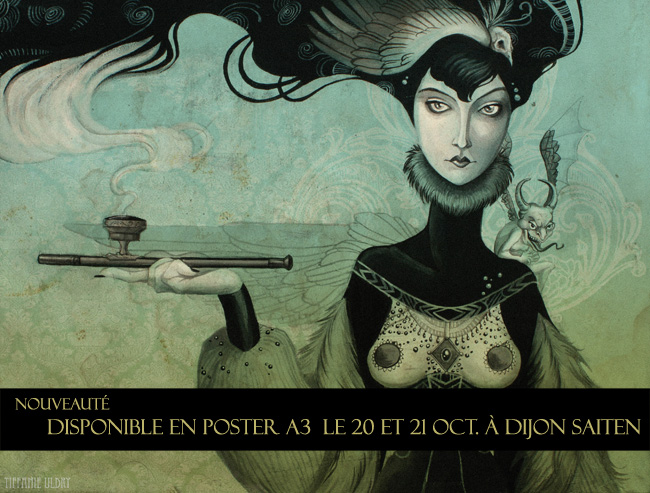 Tiffanie Uldry, divagations Poster10