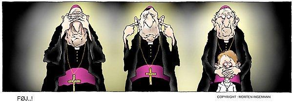 Pédocriminalité ecclésiastique: L'opération calice enterrée en beauté Curas10