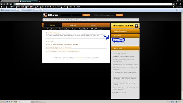 ....::: * COMO REPORTAR HACKERS * :::.... Webfro10