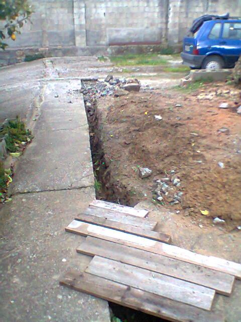 Mi costruisco la casa..!!! Questo si che è più di un restauro... - Pagina 4 Foto0715