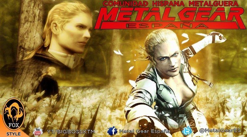 Comunidad Hispana Metal Gear España