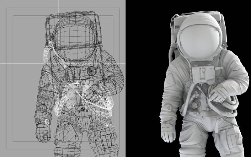 Un remake de la photographie d'Aldrin 12a9eb10