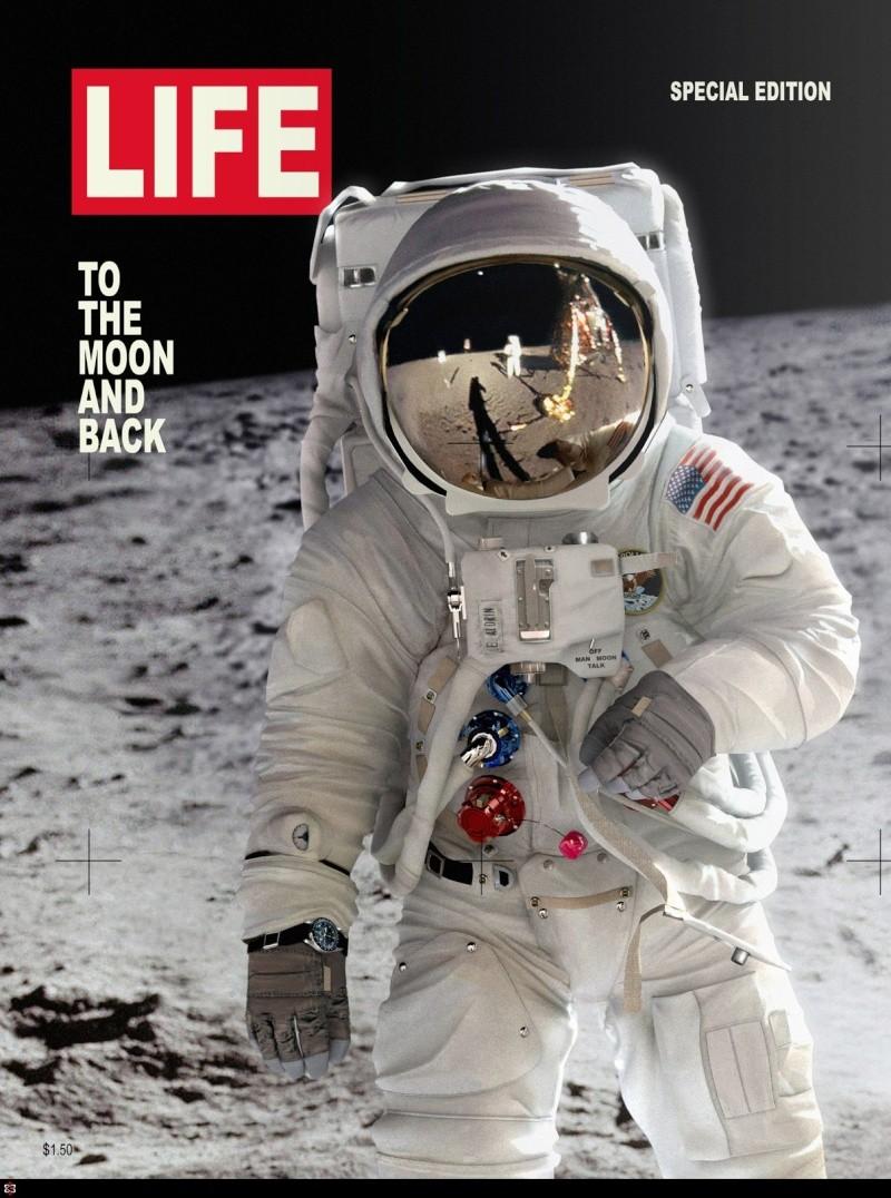 Un remake de la photographie d'Aldrin Moon_l10