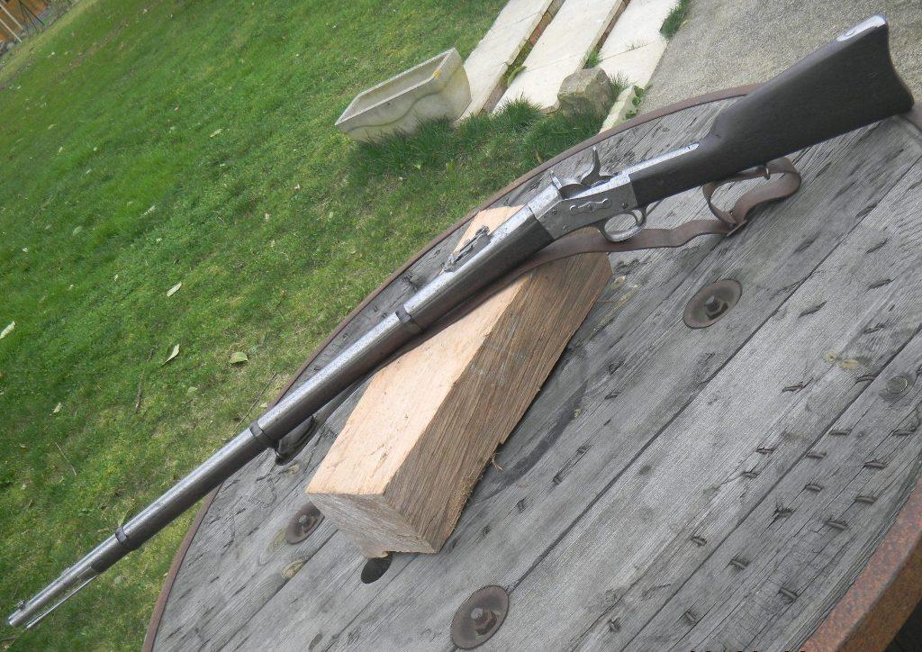 Remington Egyptien ?? Dscn5411