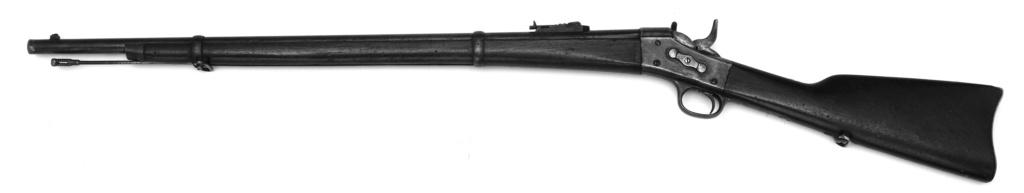 Un Remington Rolling Block Grec transformé H-273410