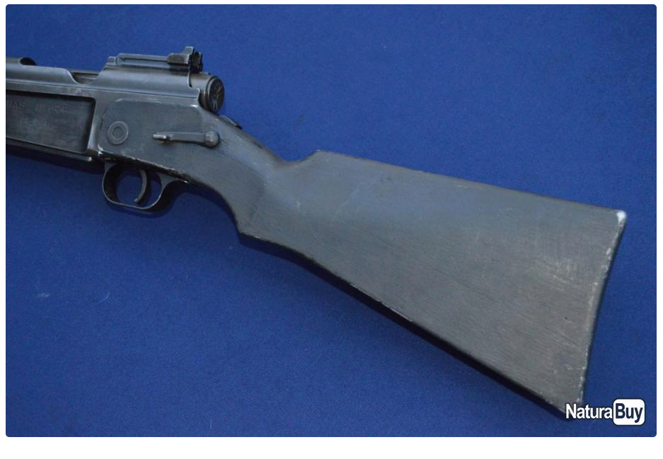 mas 36 cr39 proto, bidouille, arme de cinéma ????  Mas36c11