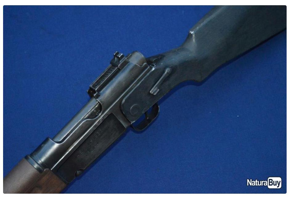 mas 36 cr39 proto, bidouille, arme de cinéma ????  Mas36c12