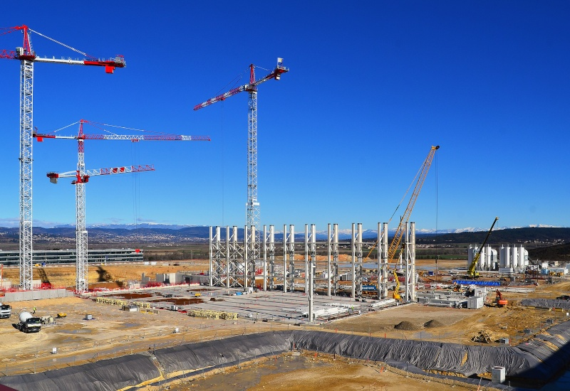 Chantier ITER 15963910