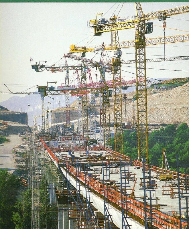 viaduc de vernegues 1998 Viaduc10