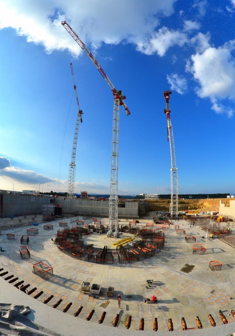 Chantier ITER Worksi11