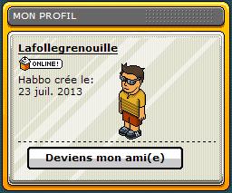 [FR] Nuovo Staffer - Lafollegrenouille - Pagina 2 6eb46310