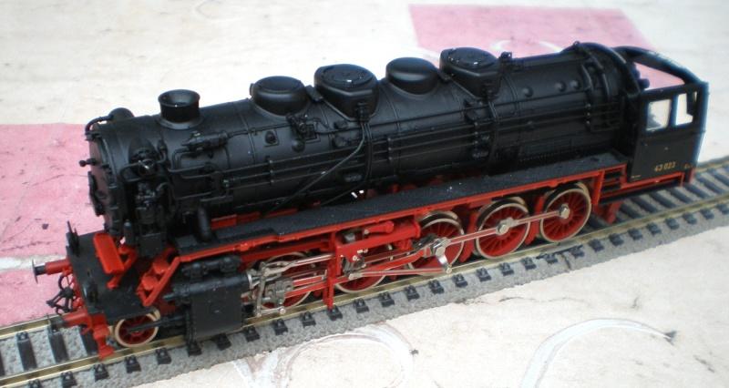 Lok 43 035 in Spur HO - eine Aufarbeitung 43_03510
