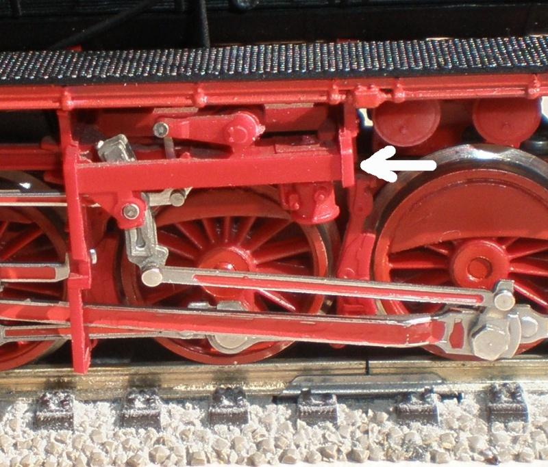 Lok 43 035 in Spur HO - eine Aufarbeitung 43_03516