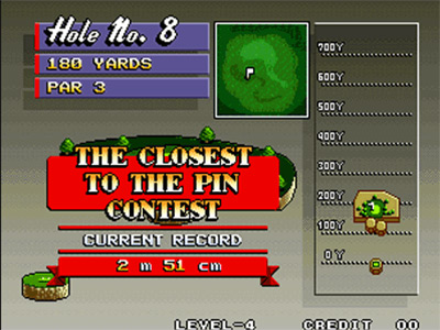 Big Tournament Golf / Neo turf Masters Closes10