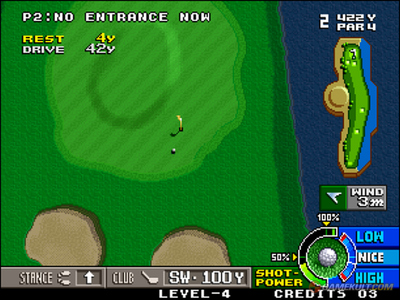 Big Tournament Golf / Neo turf Masters Me000019