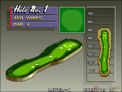 Big Tournament Golf / Neo turf Masters Me000020