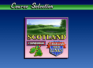 Big Tournament Golf / Neo turf Masters Neotur10