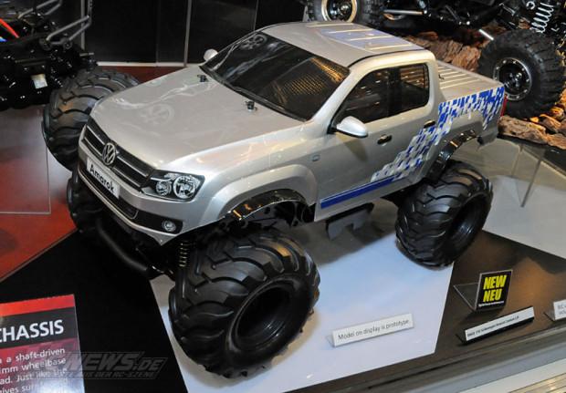 [news] Tamiya Volkswagen Amarok Custom Lift Spielw10