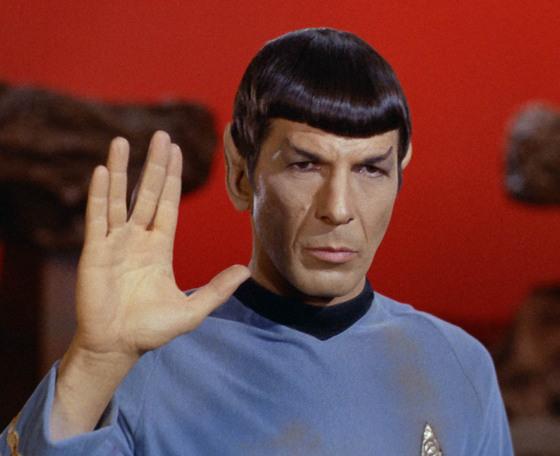 Leonard Nimoy, alias Spock dans «Star Trek», est mort Spock_11