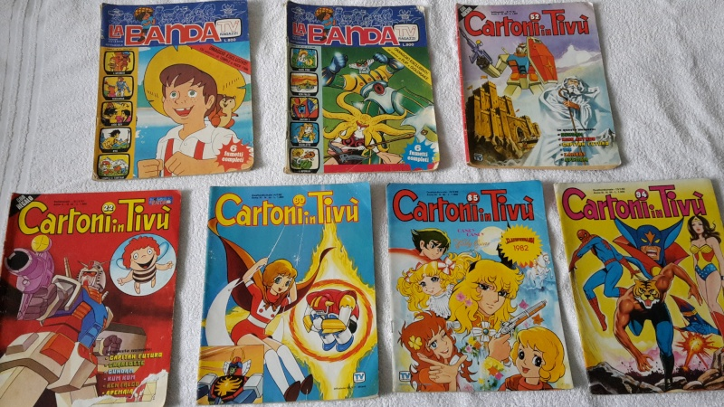 Corriere dei Piccoli - La Banda - Cartoni in TV ecc ecc Banda_12